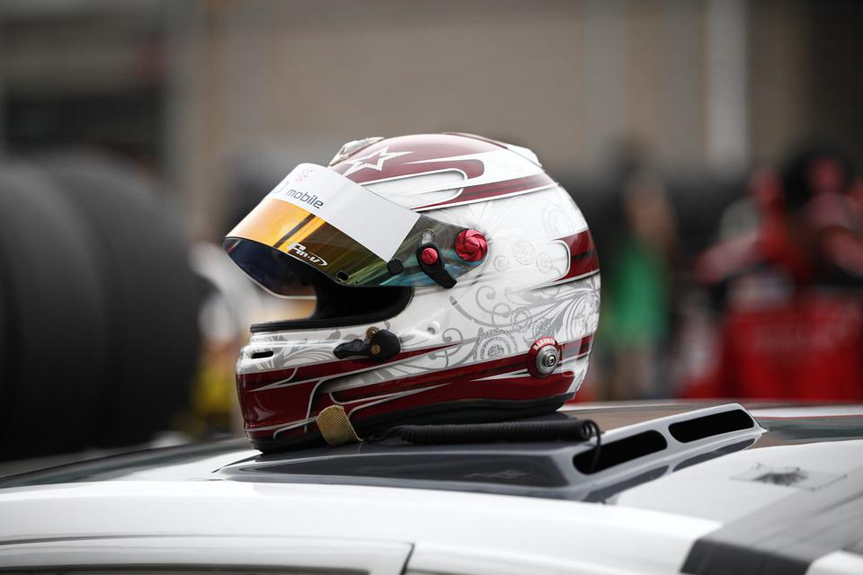 Helmet, Racing, Motor Sports, Decoration