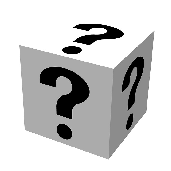 Free Photo Help Box Ask Cube Symbol 3d Question Sign Mark Max Pixel