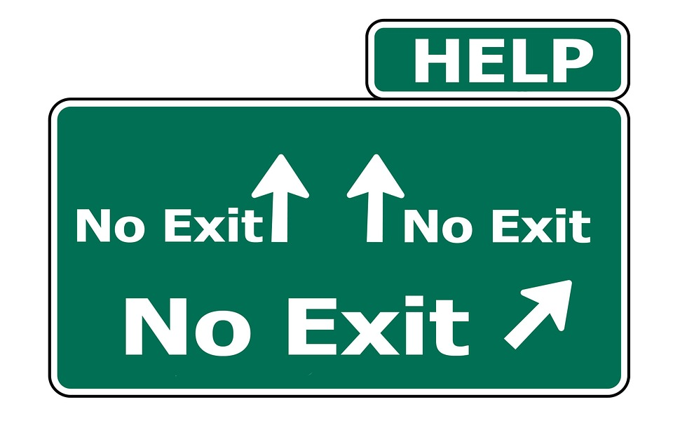 Note, Shield, Road Sign, Output, Way Out, Help