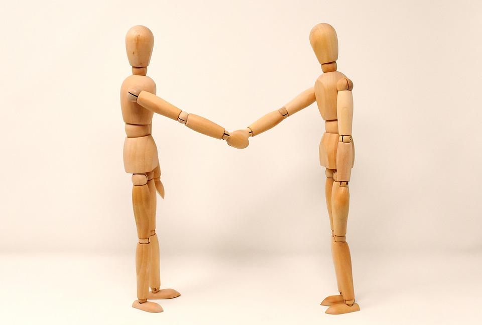 Holding Hands, Handshake, Helping Hand, Shaking Hands