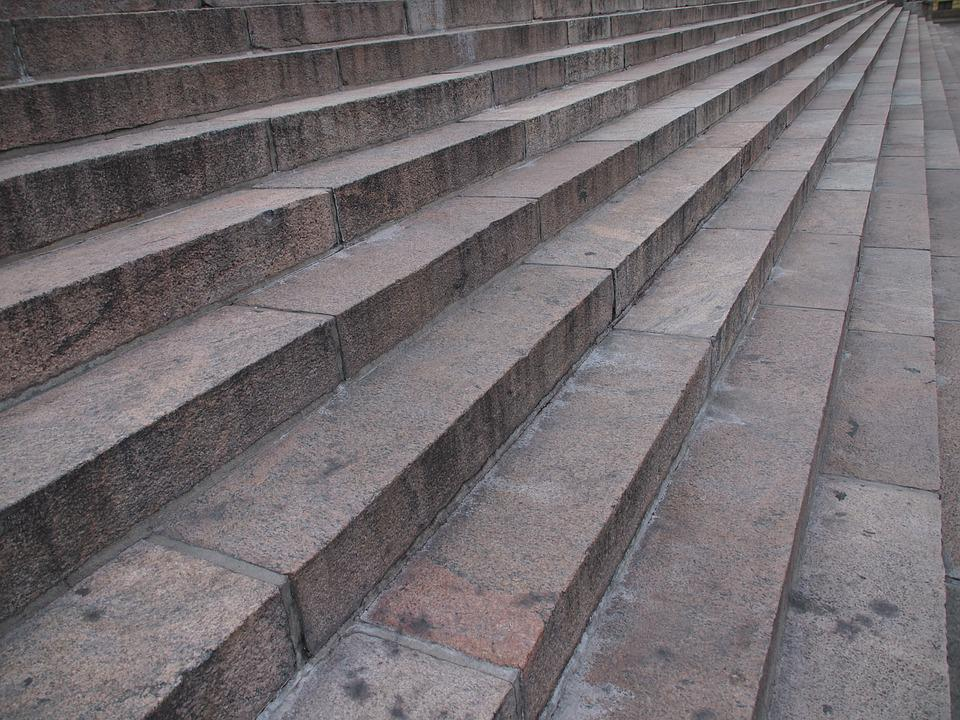Stairs, Finland, Helsinki