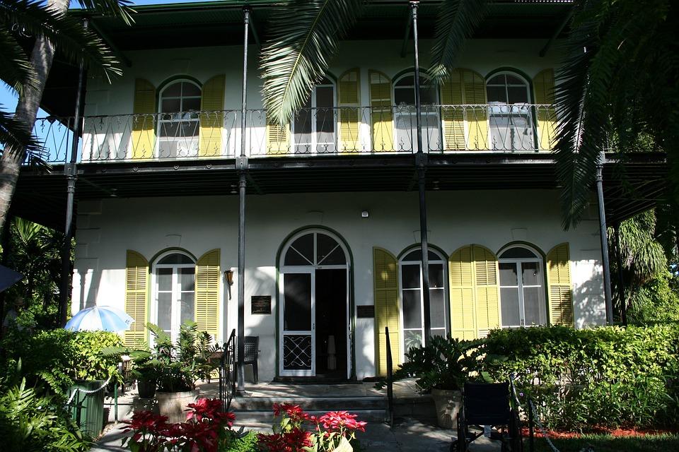 Hemingway, Key West, Florida Keys, Florida, Vacation