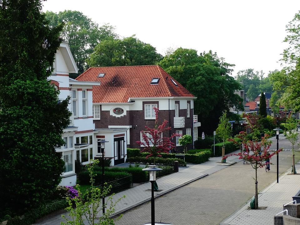 Hengelo, Afrikaanderbuurt, Neighborhood, Houses