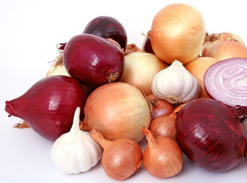 Bulb, Onions, Diet, Flavor, Food, Garlic, Herbs