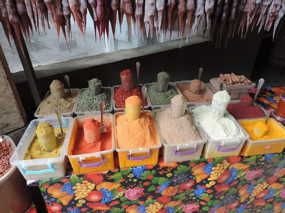 Spices, Food, Cuisine, Herbs, Ingredient, Powder