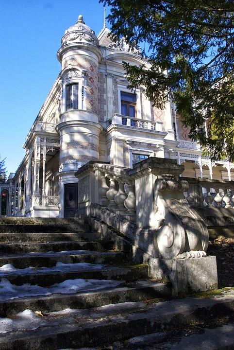 Lainzer Tiergarten, Vienna, Hermes Villa, Architecture