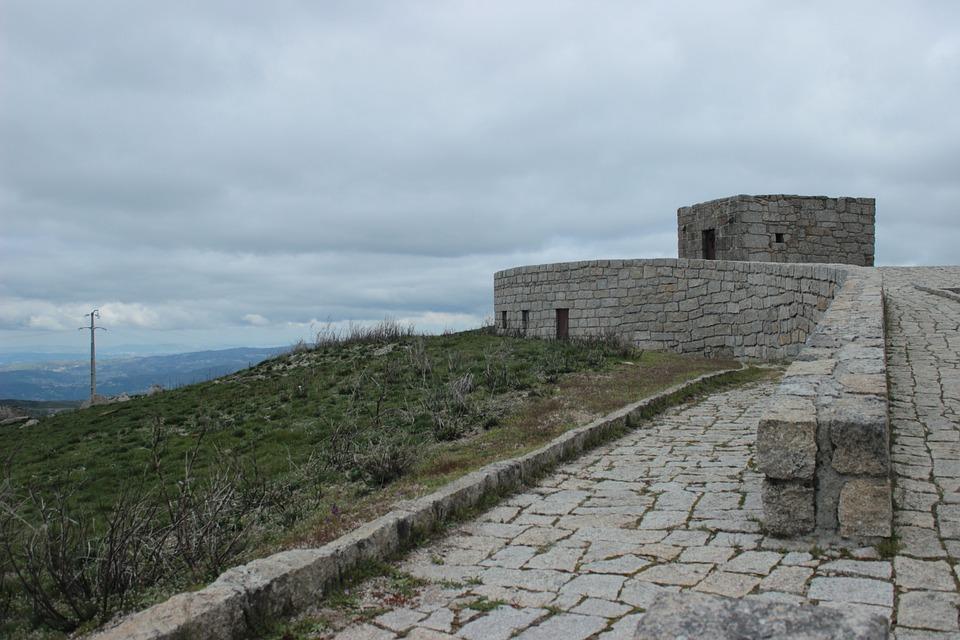 Chapel, Hermit, Granite