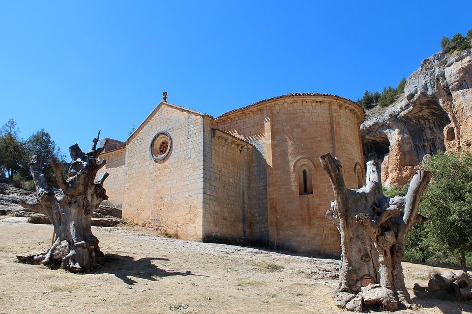Cañón Del Río Lobos, Hermitage, Spain, Soria