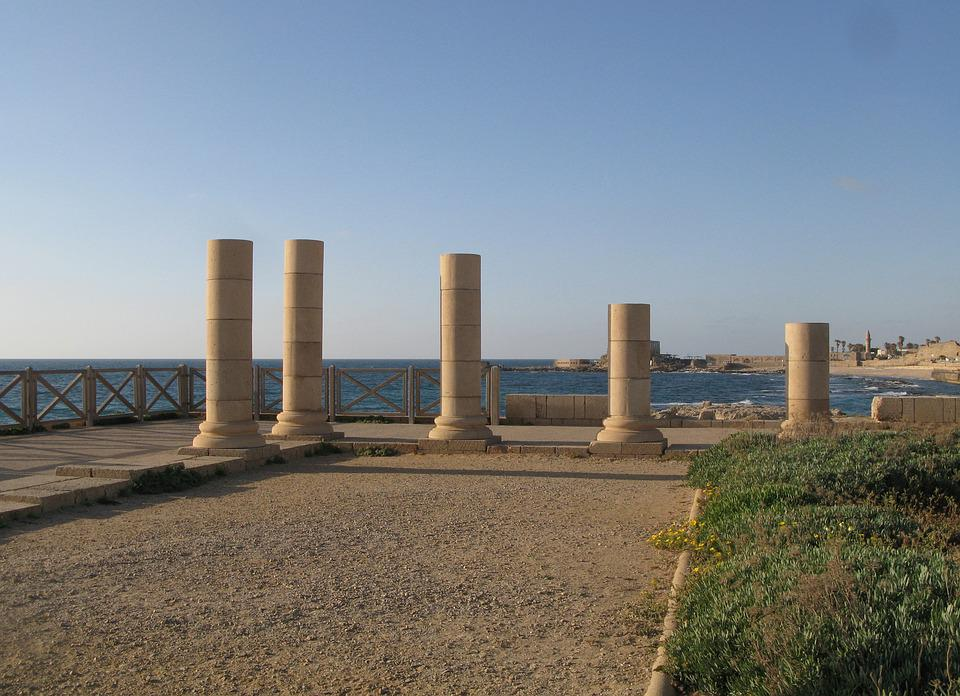 Herzelia, Israel, Holy Land, Ancient, Tourism