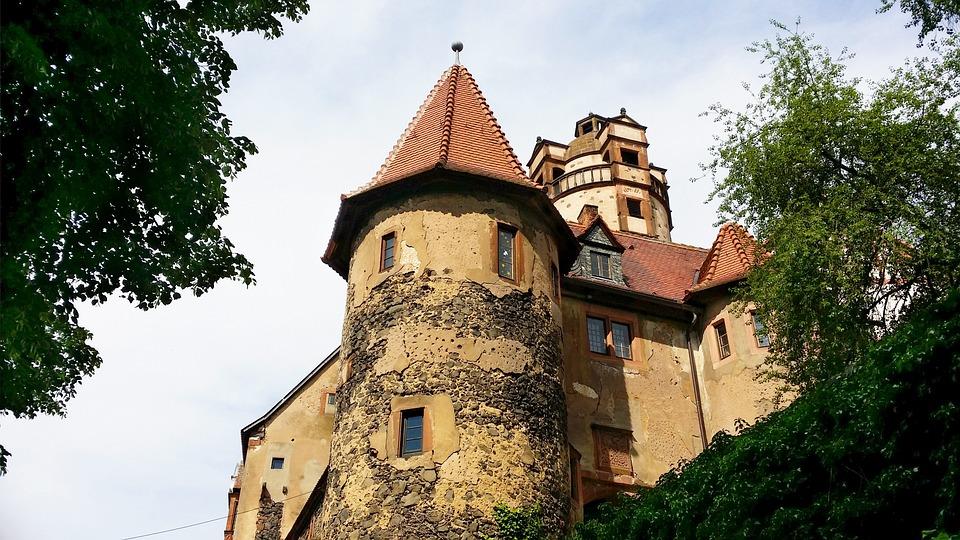 Ronneburg, Castle, Hesse
