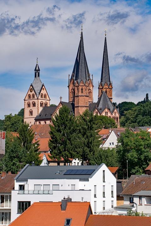 St Mary's Church, Gelnhausen, Hesse, Germany, Church
