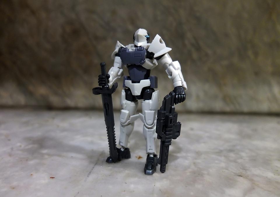 Armor, Type, Pawn, A1, Hexa, Gear, Plastic, Ps, Model