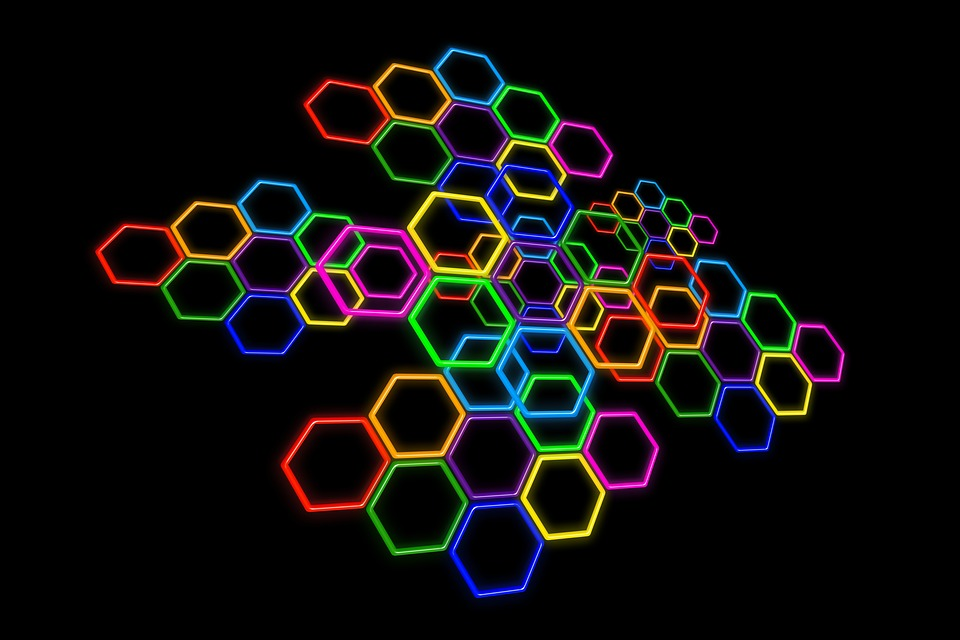 Collective, Hexagon, Group, Know, Concentration