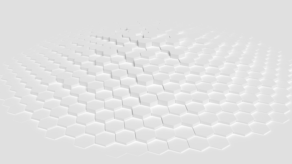 Grid, Hex, Hexagon, Hexagonal, Pattern, Geometric