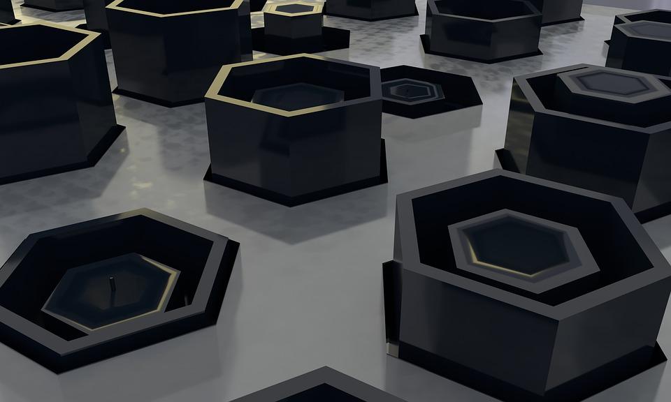 Hexagons, Honeycomb, 3d, Pattern, Wallpaper, Hexagonal