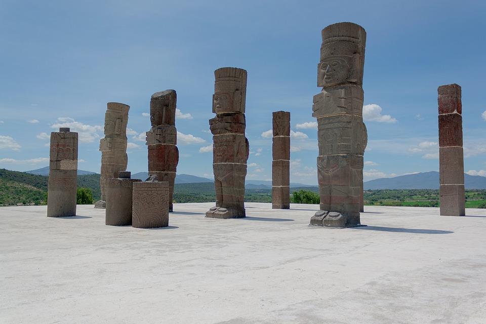 Hidalgo, Mexico, Archeology, Tourism, Ancient