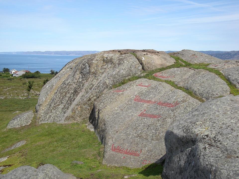 Viking Culture, Norway, Ancient Culture, Hieroglyphics