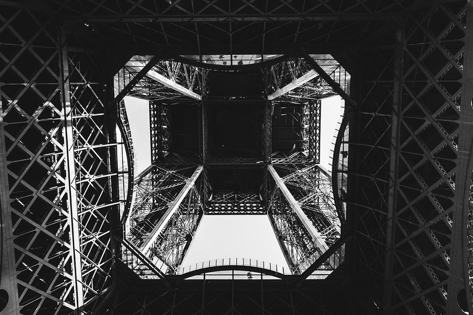 Architecture, Building, Business, Eiffel Tower, High