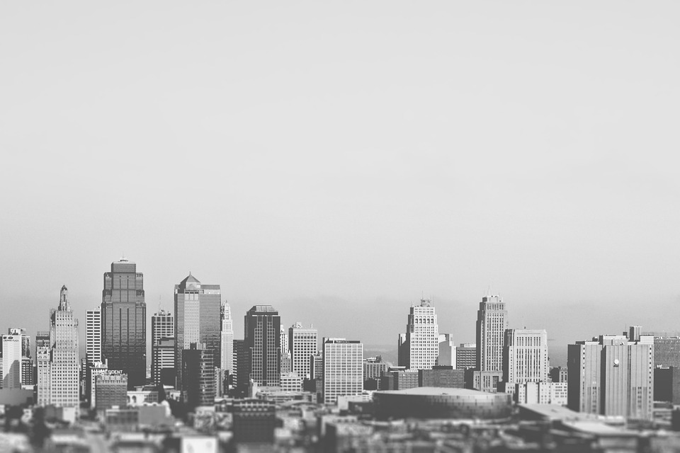 Skyscrapers, High Rises, Buildings, Metropole