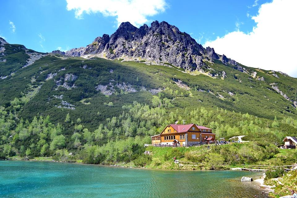 Pleso, Mountains, Slovakia, High Tatras