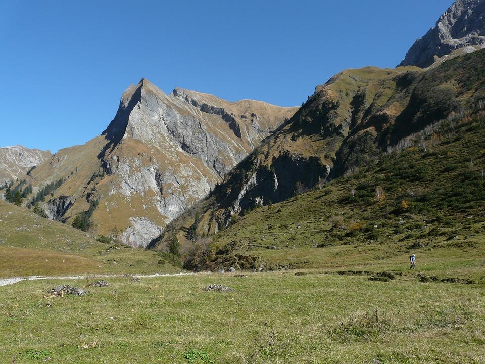 Sky Horn, Sky Corner, High Valley, Mountain, Allgäu