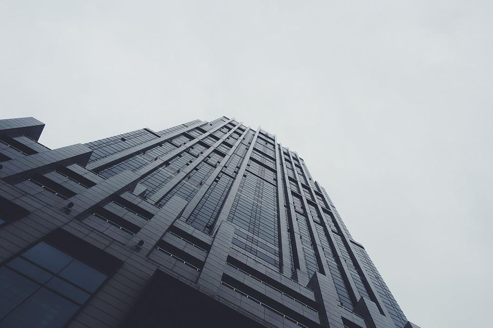 Architecture, Building, High-rise, Low Angle Shot