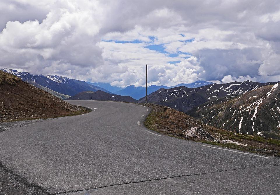 Highest Pass Road Europe, Col De La Bonette