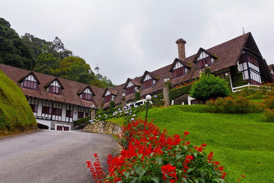 Resort, Hotel, Malaysia, Highland, Heritage