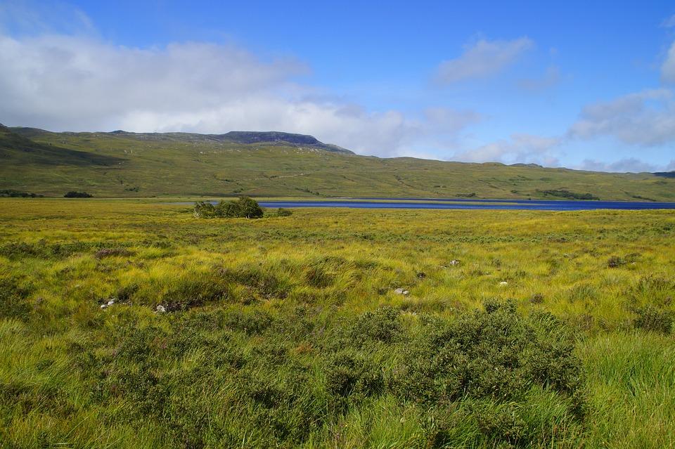 Scotland, North, Landscape, Hole, Highlands And Islands