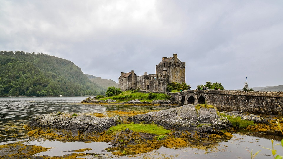Scotland, England, Highlands And Islands