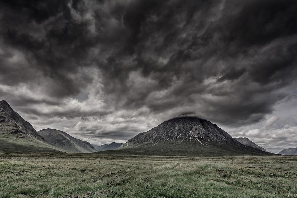 Scotland, Highlands And Islands, Landscape, Highlands