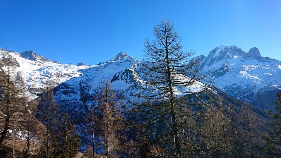 Alps, Mountains, View, Snow, Hiking, Panoramic Views
