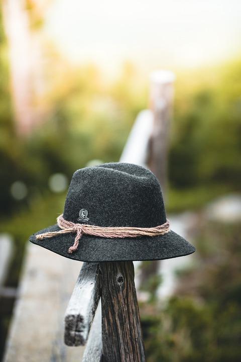 Hat, Hiking Hat, Alpine, Mountains, Bavaria