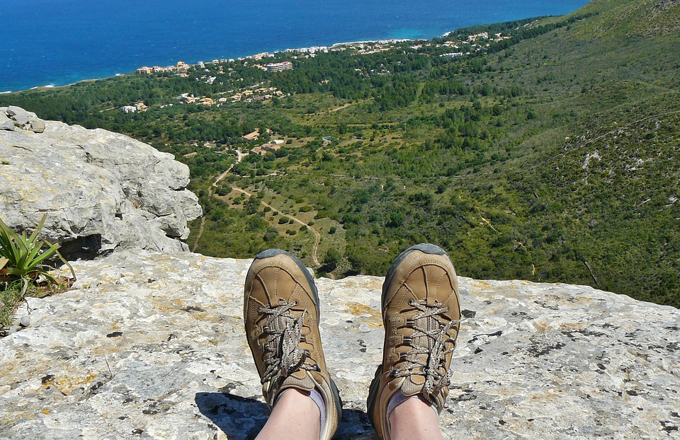Feet, Hiking Shoes, Shoes, Mountaineering Shoes, Hiking