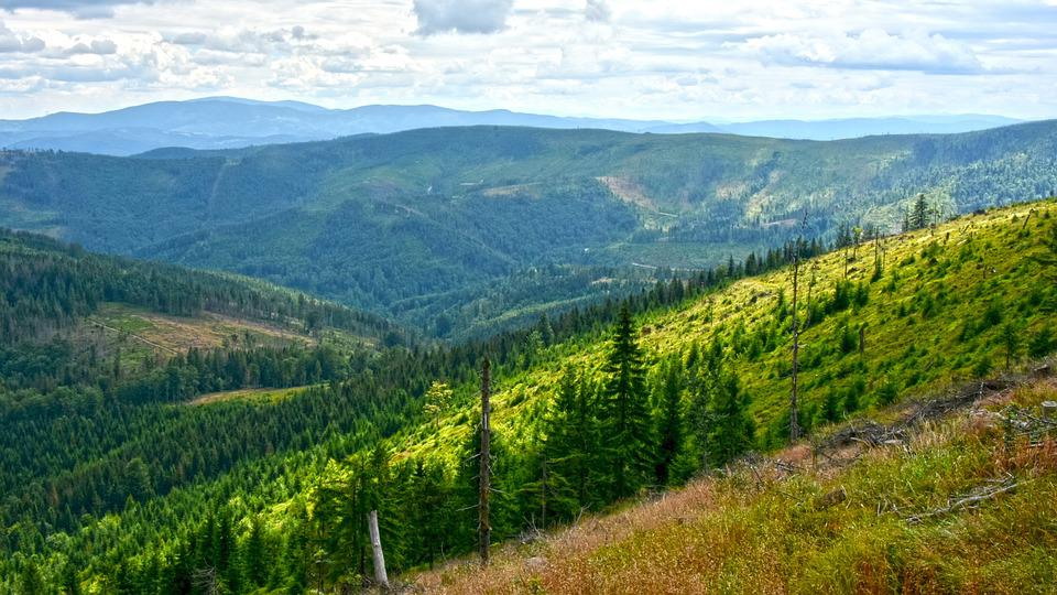 Mountains, Beskids, Landscape, Tourism, Hiking, Trail