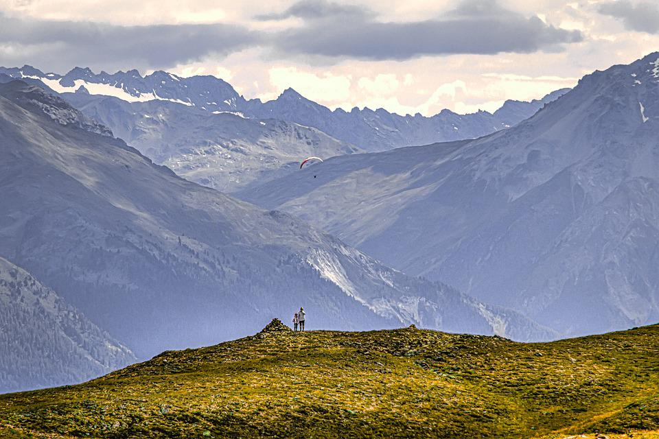 View, Wide, Panorama, Landscape, Nature, Hiking