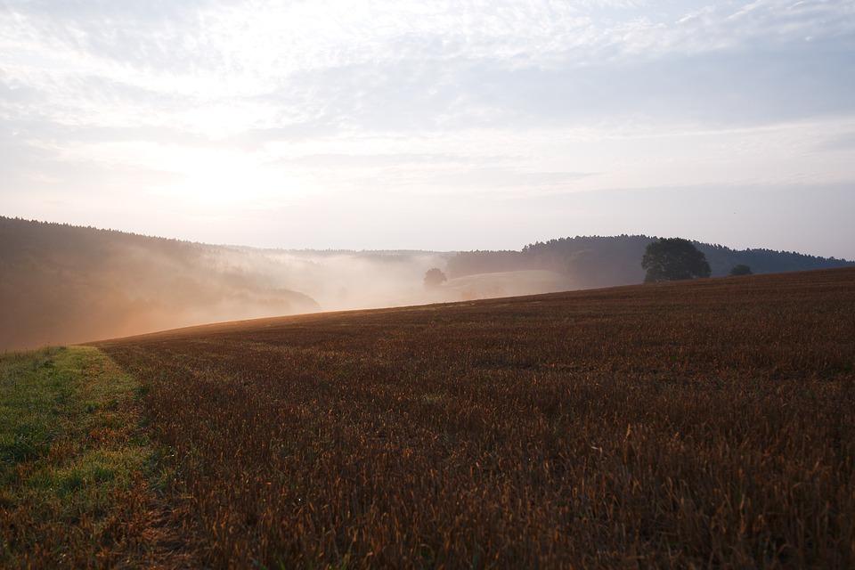 Landscape, Nature, Sky, Horizontal, Panorama, Hill