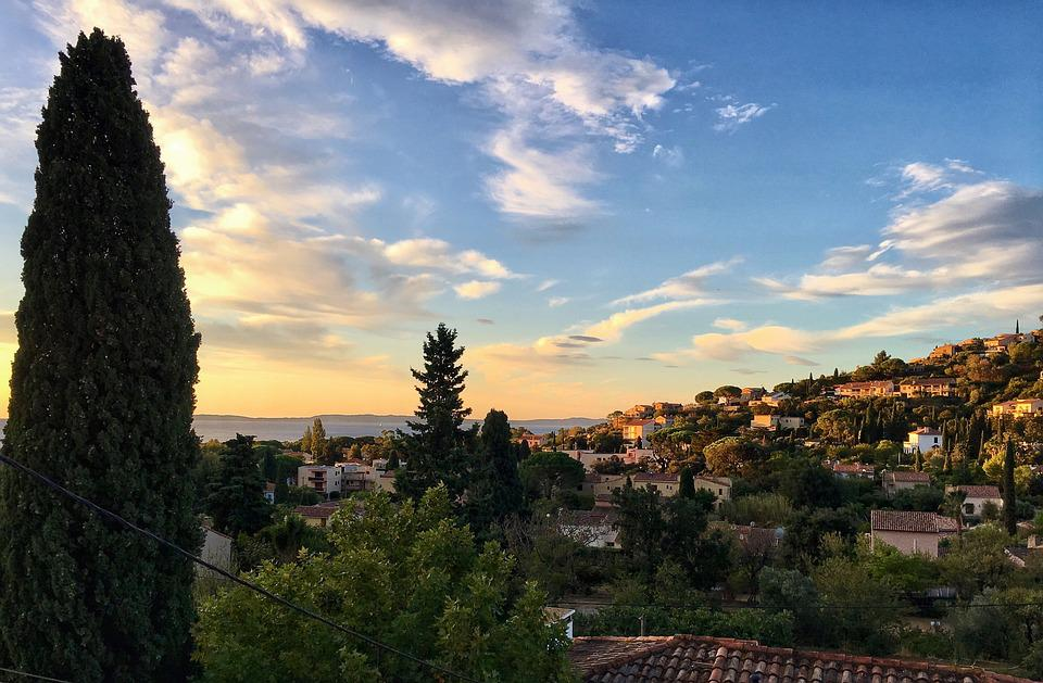 Panoramic, Tree, Travel, Outdoor, Sky, Hill, Summer