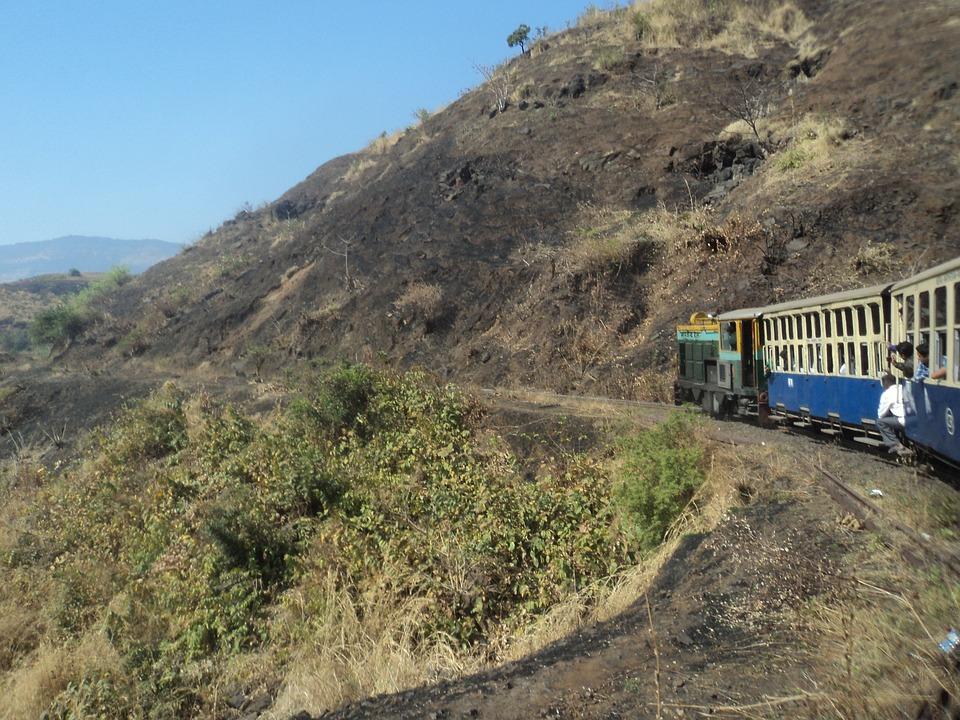 Hill Station, Train, Travel