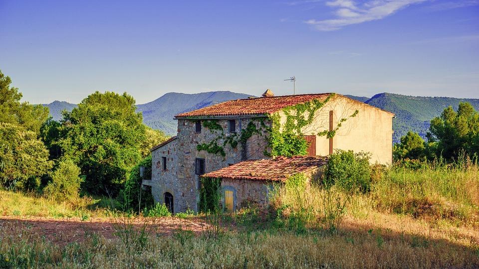 Landscape, Nature, Bed And Breakfast, Hills, Harvest