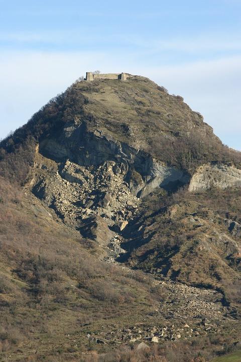 Hills, Romagnole, Fart, Castle