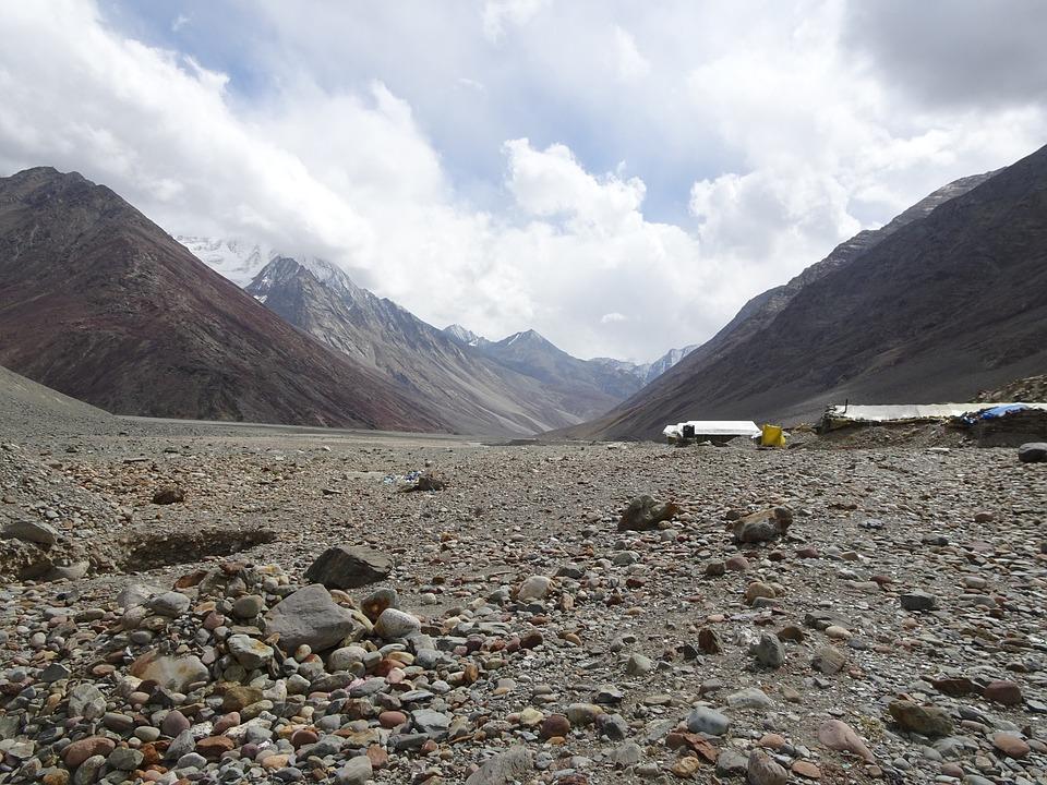 Spiti Valley, Himalayas, India, Himachal Pradesh