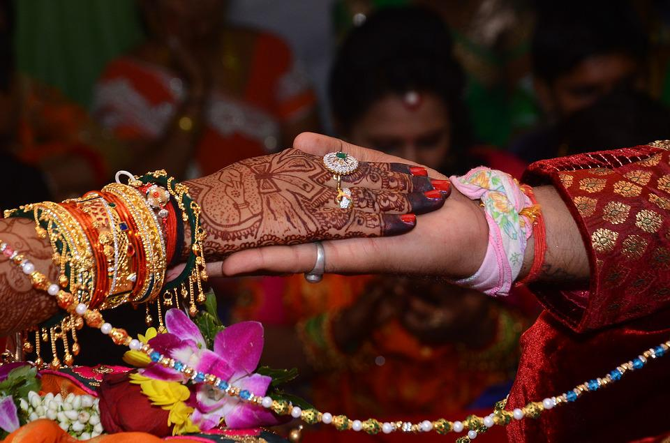 Ring, Hastmelap, Wedding, Marriage, Indian, Hindu