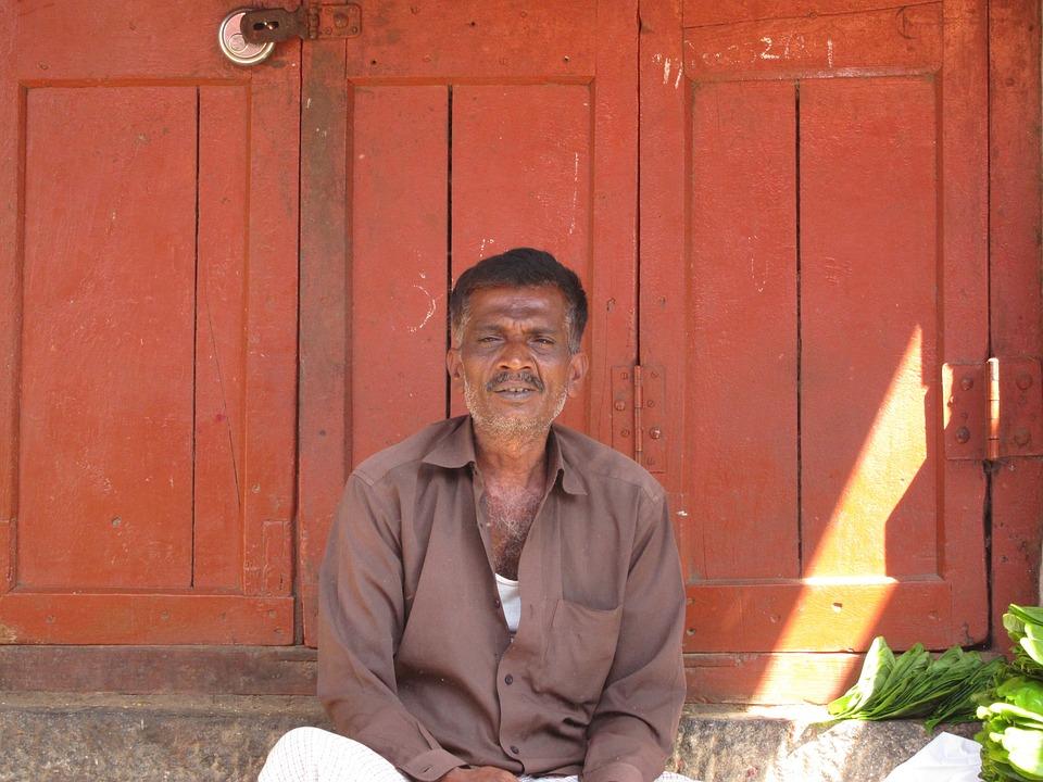 Man, Asia, Indian, Travel, Culture, People, Hindu