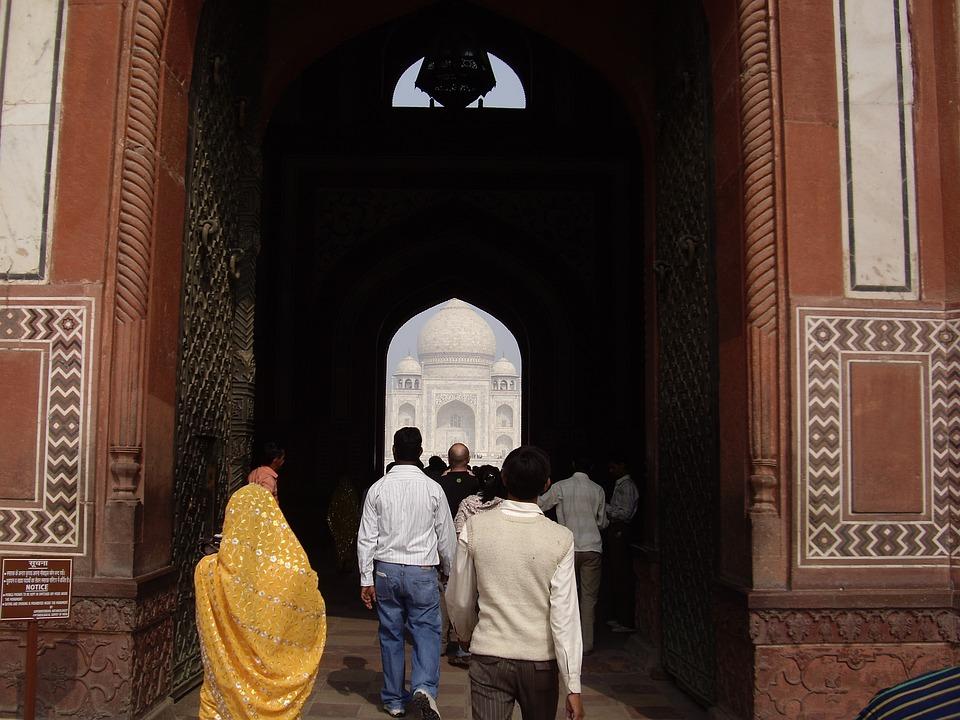 Taj Mahal, India, Temple, Hinduism, Travel, Rajasthan
