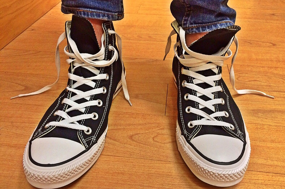 Chucks, Converse, Sneakers, Hipster