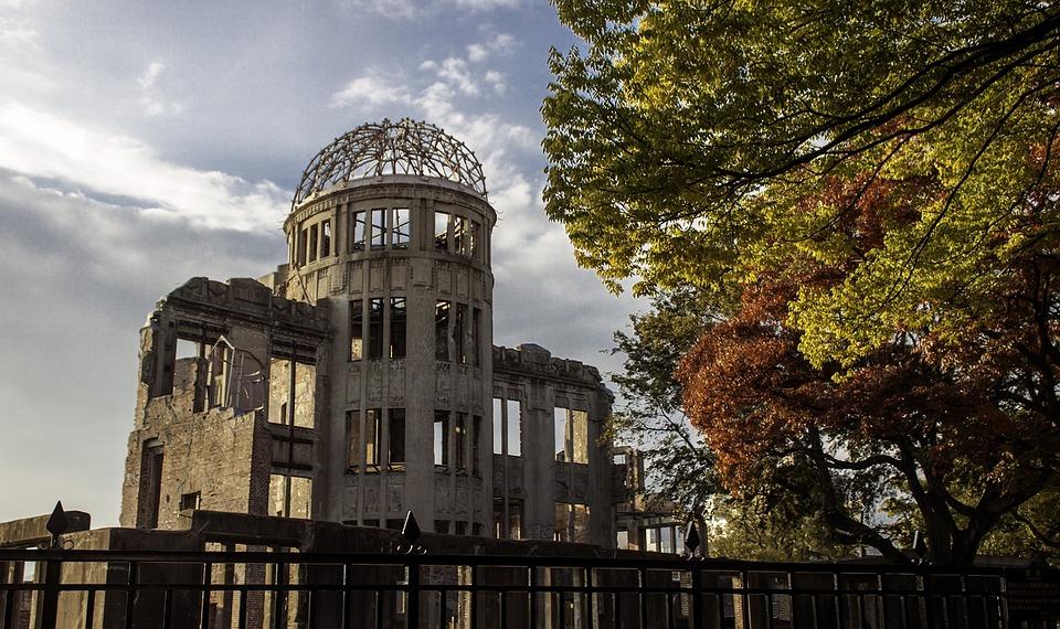 Japan, Hiroshima, Dome