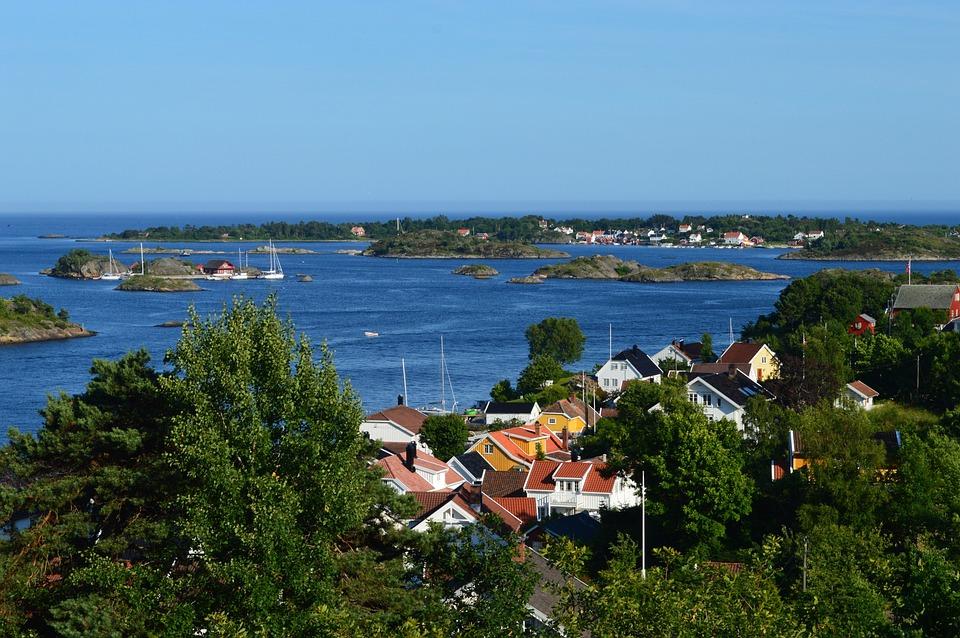 Arendal, Views, Hisøy
