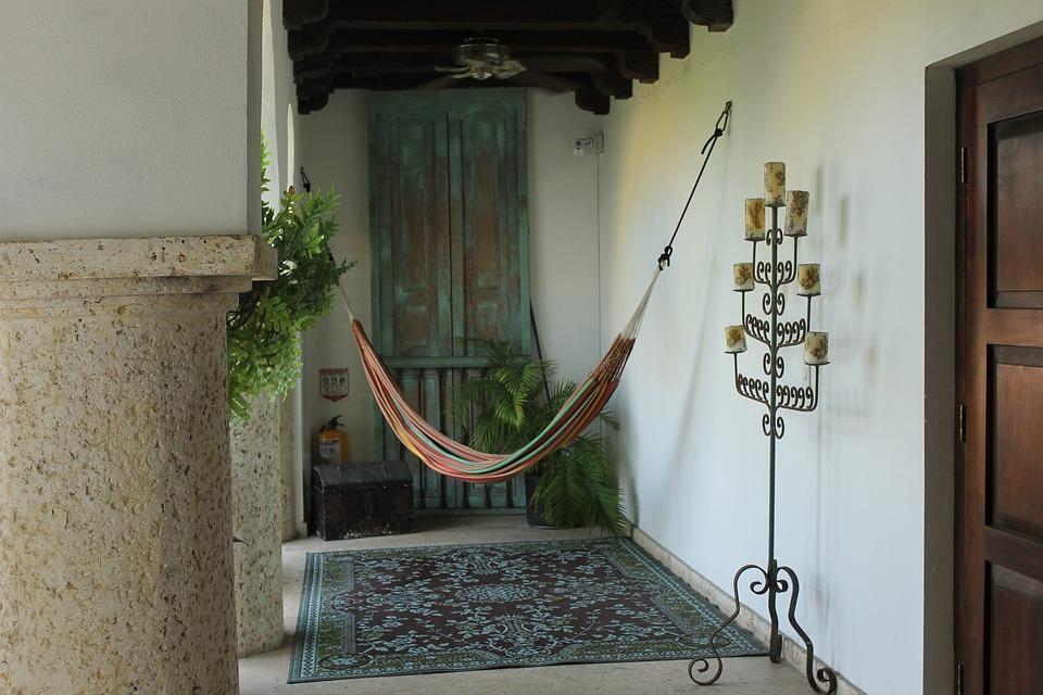 Hamac, Historic, Cartagena, Colombia