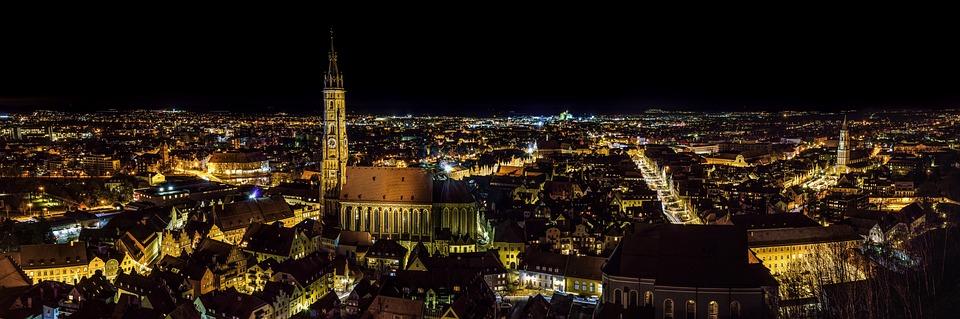 City, Historic Center, Landshut, Architecture, Building